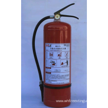 OEM China High quality for Wheeled Fire Extinguisher 9L Water-based Fire Extinguisher export to Netherlands Manufacturer