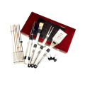22pcs bbq tools set with skewers