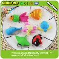 New Design Eraser Ocean Animals Shaped Erasers