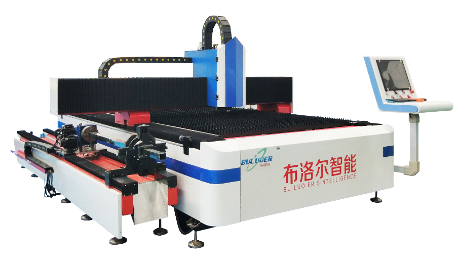 Integrated Fiber Laser Cutting Machine