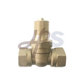 Hot forging brass stop valve