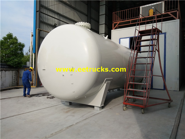 Domestic Bulk Propane Vessel