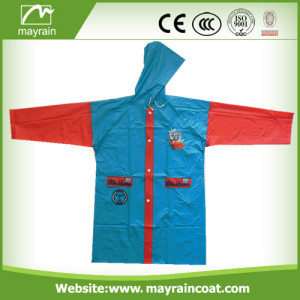 Multi-functional PVC Child Raincoat Rain wear