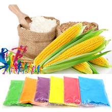 Safe Cornstarch Holi festival color powder for wedding