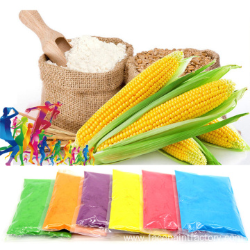 PriceList for for Color Run Powder Safe Cornstarch Holi festival color powder for wedding export to Estonia Manufacturer