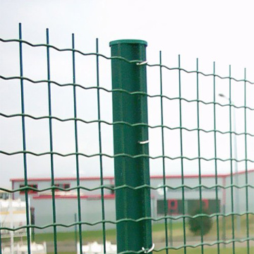 PVC Coated Welded Euro Holland Panel Fence