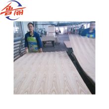 Discount Price Pet Film for Commercial Furniture Plywood Indoor use 1220x2440mm commercial fancy plywood supply to Qatar Supplier