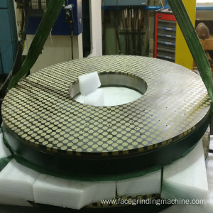 Double side Diamond surface grinder wheel