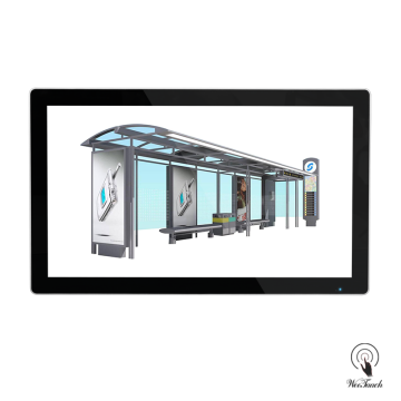 55 Inches Digital Advertising Billboard For Bus Station