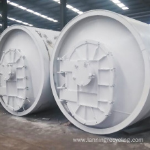 Lanning Waste Tyre Recycling Machine