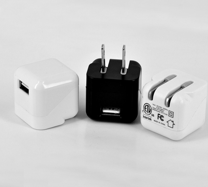 Foldable US Plug Phone Charger