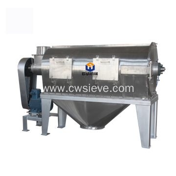 dry dairy powders industrial centrifugal screener|sifter