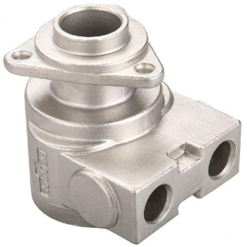 Stainless Steel Precision Casting with CNC Machining