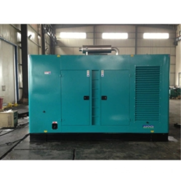 Yuchai Soundproof Diesel Generator with Fuel Tank