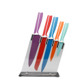 Stainless Steel color knife blade set