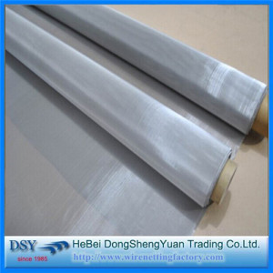 Ultra Thin Stainless Steel Wire Mesh