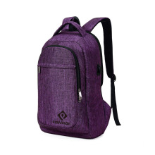 High Quality USB Charging Anti-theft Backpack For Laptop