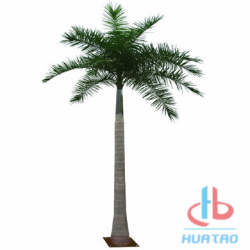 Fire Resistant Artificial Coconut Palm Tree
