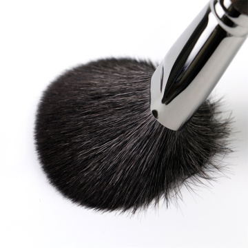 Black Hair Cosmetics Brush
