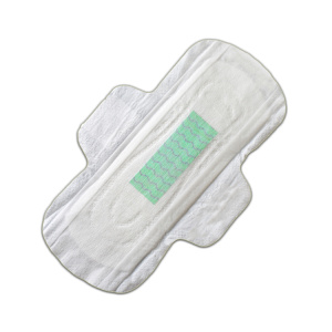 natural sanitary pads with negative ions