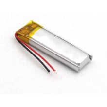 Li Poly Rechargeable Battery 3.7V 200mAh (LP1X5T5)