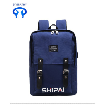 New USB charging port backpack computer travel bag