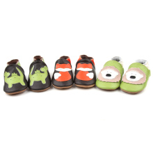 Soft Leather Baby Shoes Boys Girls Leather Shoes