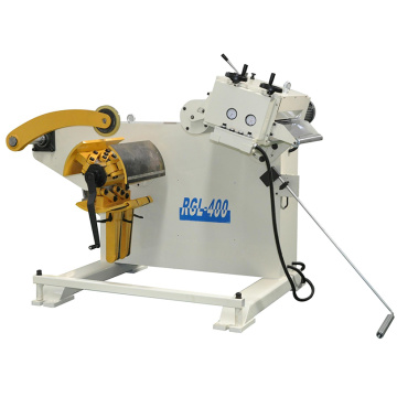 Automatic High Precision Coil Straightener With Uncoiler
