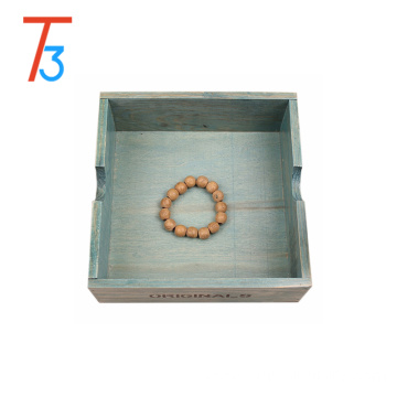 10 Years manufacturer for China Wooden Wine Box,Single Bottle Wine Box,Solid Wine Box Supplier Wooden multifunctional desk organizer box for Flowers / Plants/Sundries supply to Congo Wholesale