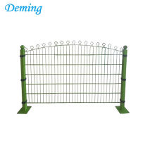 Factory provide nice price for  Rigid Welded Mesh Fence Decefor Panel Fence export to Vietnam Manufacturers