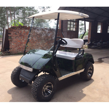 2 seats custom lifted golf carts for sale with good quality