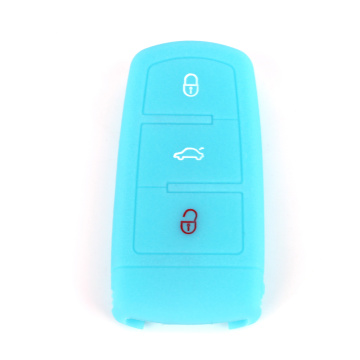 Portachiavi in ​​silicone per Vw Car Remote