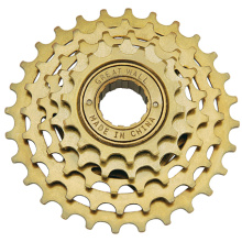 Best Quality for Bike Gear Freewheel 6 Speed Bike Freewheel for MTB supply to Tokelau Supplier
