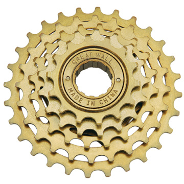 Factory selling for Mountain Bike Freewheel 6 Speed Bike Freewheel for MTB supply to Togo Supplier