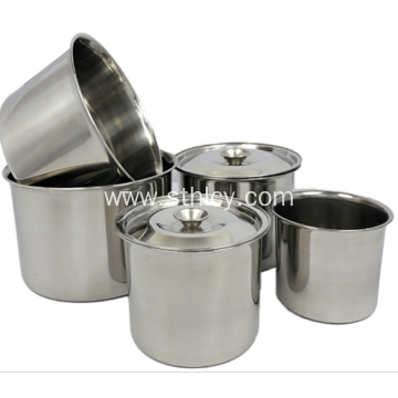 304 High Quality Stainless Steel Seasoning Jar
