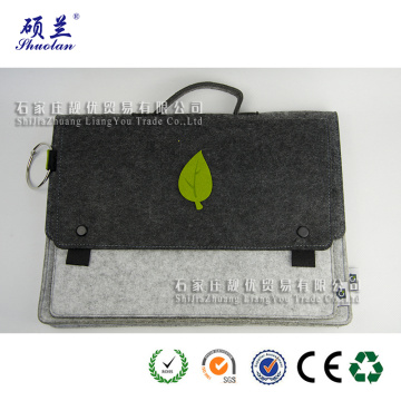 Top quality felt laptop bag or laptop case