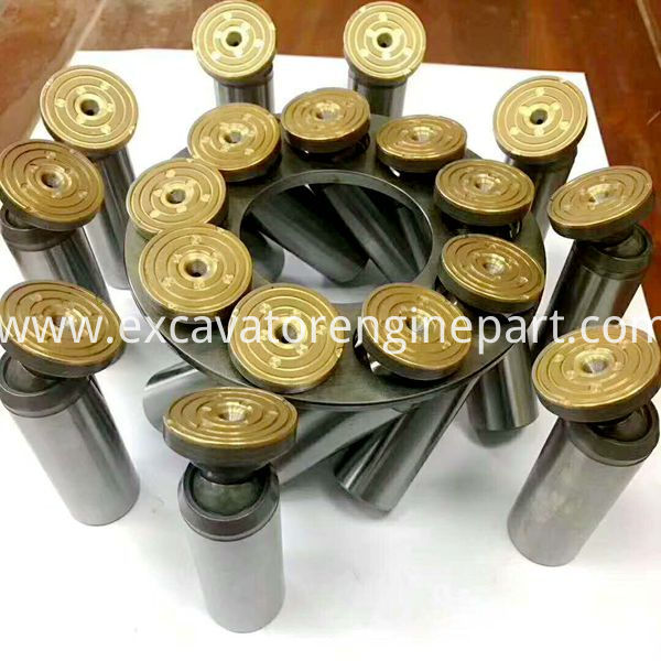 genuine hydraulic spare parts in stock