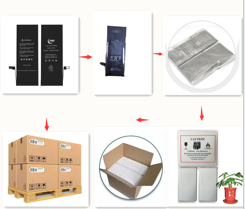 Packing Battery