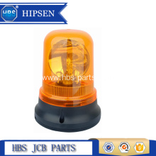 Warning lamp for JCB backhoe