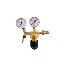 Russian Brass Gas Regulator