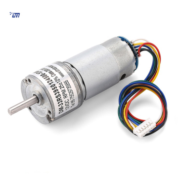 33mm gear reduced electric motors