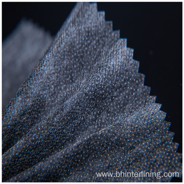 Ordinary Discount for Offer Fusible Interlining Fabric,Charcoal Fusible Interlining,Charcoal Double Dot Fusible Interlining From China Manufacturer Adhesive polyester nylon fusible interfacing fabric supply to Norfolk Island Factories