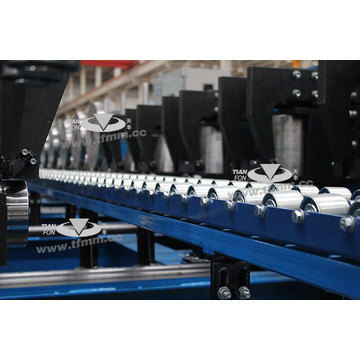 Door Frame Roll Forming Line Heavy Duty