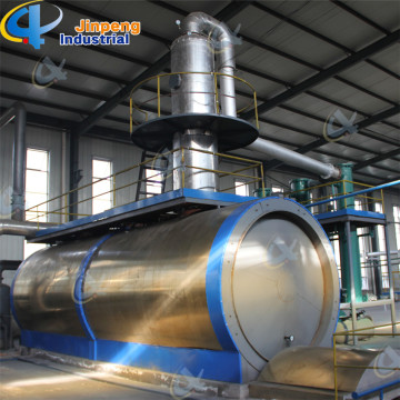 Engine Oil Distillation Machine Waste Oil Recycle Machine