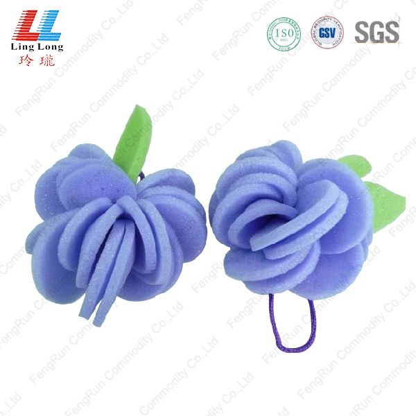 New style artificial bath sponge