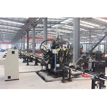 Factory directly sale for Punch Machine APM Angle Steel Tower Punching Line supply to Argentina Manufacturers