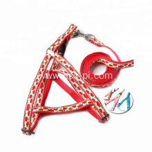 Nylon Ribbon Dog Harness