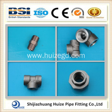Forged fittings Stainless steel unions