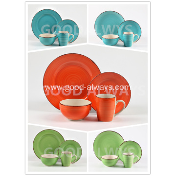 BEST SALE HANDPAINTED DINNER SET