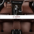 Special Cars Size and Non Skid Design car mats car carpet for Audi
